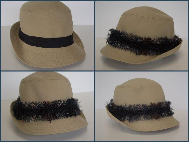 Easy Fashion upgrade, You make the fringe!